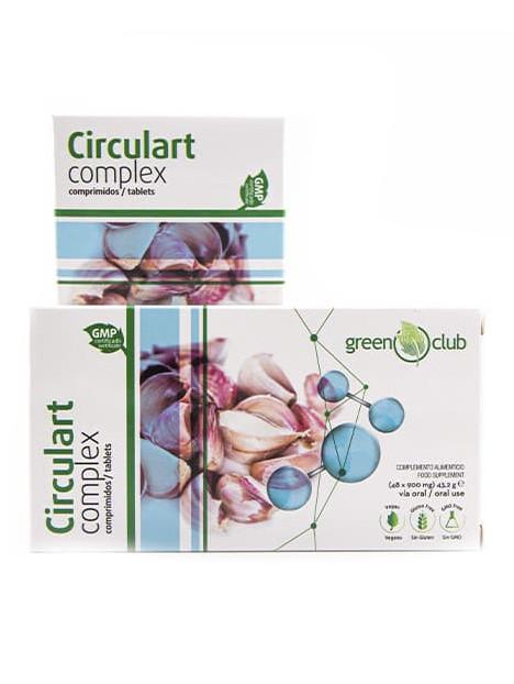 Circulart Complex en comprimidos