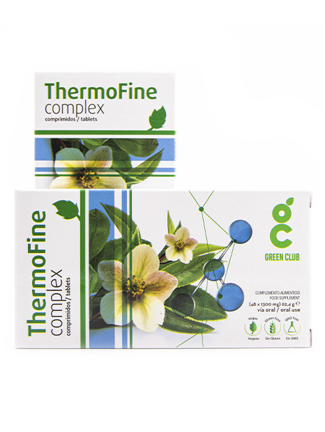 Thermo Fine Complex comprimidos