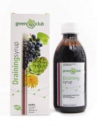 Draining Syrup en jarabe para adultos