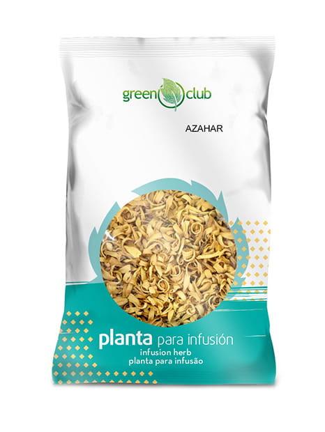 plantas medicinales: bolsa de azahar