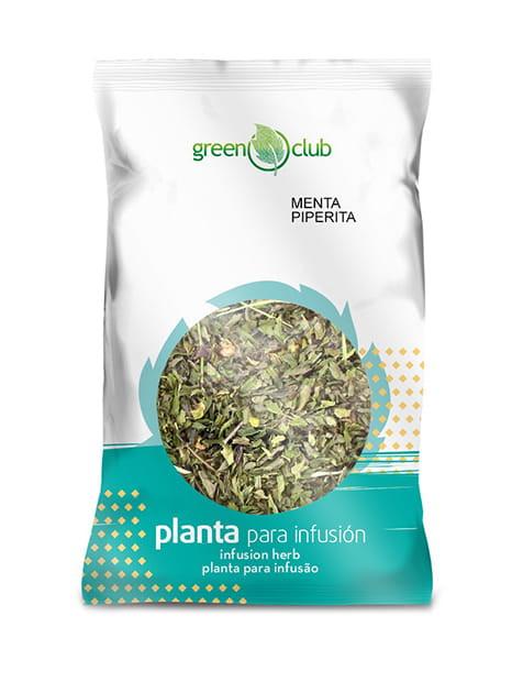plantas medicinales menta piperita