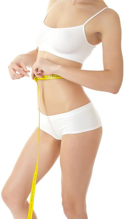 programa de salud: control de peso