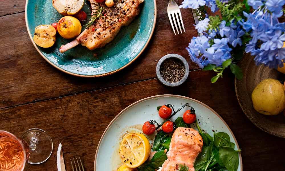 Las recetas frescas y saludables para cenar en verano - Green Club