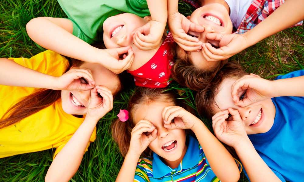 El cuidado de la salud de los niños en verano