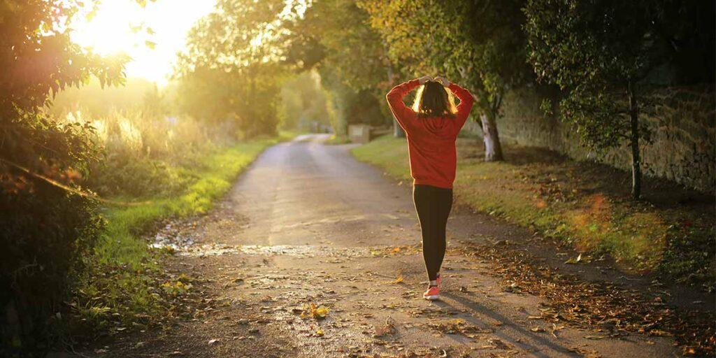 Beneficios de la naturaleza en la salud