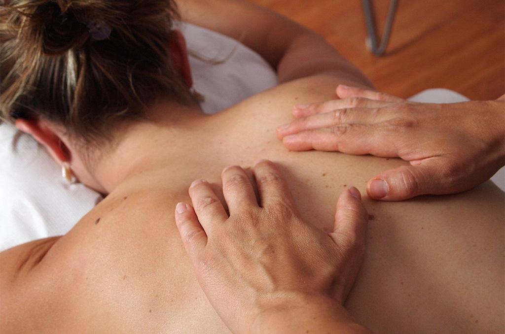Tratamientos naturales para el dolor de espalda.