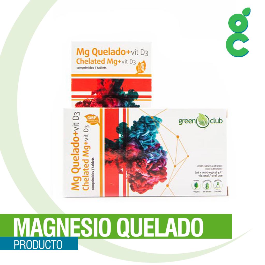 Magnesio propiedades y contraindicaciones