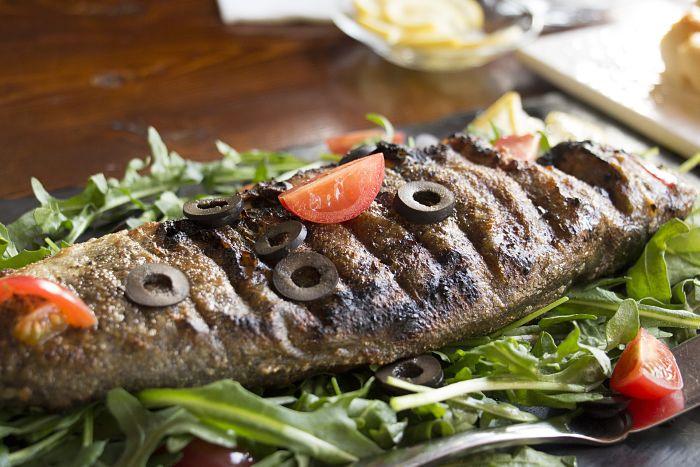 menu de dieta mediterránea