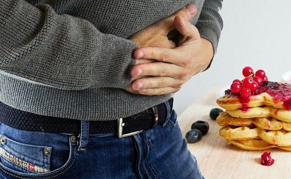 Síntomas de una mala digestión