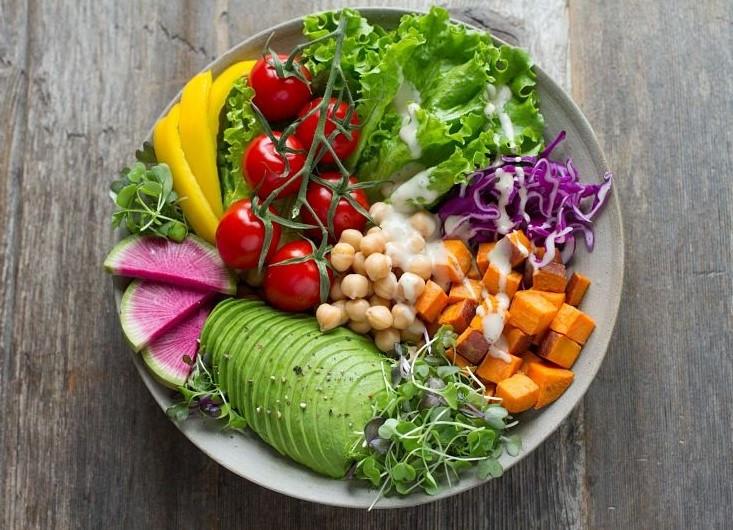 cenas rápidas y saludables