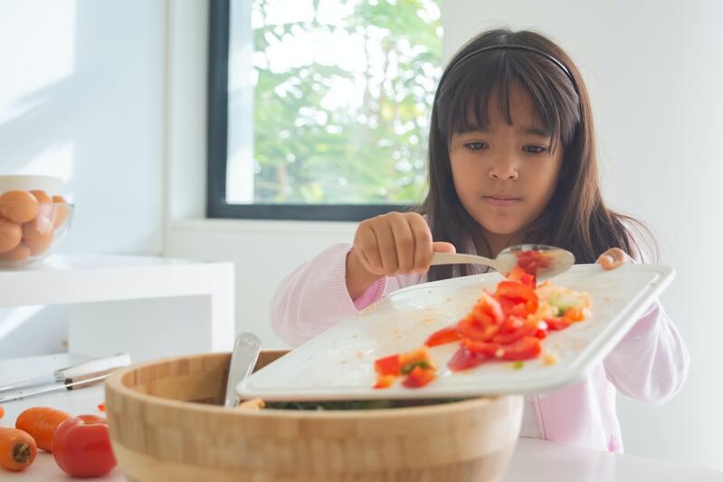 planificar-cenas-saludables-niños